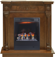 3D комплект Real Flame Dacota AO с очагом 3D Eugene