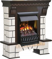 3D комплект Real Flame Stone New с очагом 3D Oregan