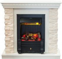 3D комплект Real Flame Elford WT с очагом 3D Volcano
