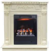 3D комплект Real Flame Dacota WT с очагом 3D Eugene